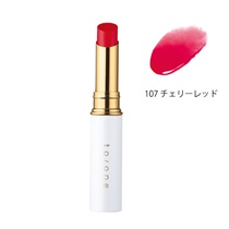 【to/one】ペタル エッセンス リップ<全30色>(107:チェリーレッド - 107:Cherry Red)