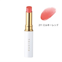 【to/one】ペタル エッセンス リップ<全30色>(211:ミルキーレッド - 211:Milky Red)